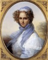 Presumed Portrait of Miss Kinsoen - Francois-Joseph Kinsoen