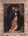 Virgin Mary 1630 - Thomas De Keyser