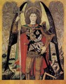 The Archangel St Michael 1456 - Jaume Huguet