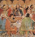 Last Supper c. 1470 - Jaume Huguet