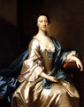 Portrait of a Lady - Thomas Hudson