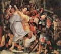The Capture of Christ - Wolfgang Huber