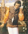 Benedick in the Arbor 1852-54 - Arthur Hughes