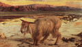 The Scapegoat 1854 - William Holman Hunt