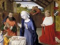 Nativity c. 1480 - Master of Moulins (Jean Hey)