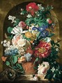 Still-Life of Flowers 1734 - Jan Van Huysum
