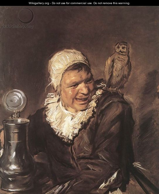 Malle Babbe 1633-35 - Frans Hals