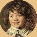 Laughing Child 1620-25 - Frans Hals