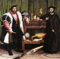 Jean de Dinteville and Georges de Selve (`The Ambassadors') 1533 - Hans, the Younger Holbein