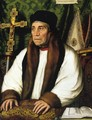 Portrait of William Warham, Archbishop of Canterbury 1527 - Hans, the Younger Holbein
