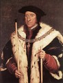 Thomas Howard, Prince of Norfolk 1539-40 - Hans, the Younger Holbein