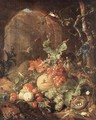 Still-life with Bird-nest - Jan Davidsz. De Heem
