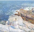 The South Ledges, Appledore 1913 - Childe Hassam