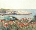 Poppies, Isles of Shoals 1891 - Childe Hassam