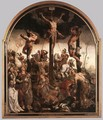 The Crucifixion 1543 - Maerten van Heemskerck