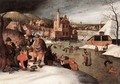 Winter 1607 - Abel Grimmer