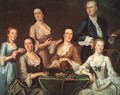 The Greenwood-Lee Family 1747 - John Greenwood