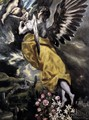 The Virgin of the Immaculate Conception (detail 2) 1608-13 - El Greco (Domenikos Theotokopoulos)