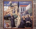 The Parable of the Holy Trinity (scene 12, south wall) 1464-65 - Benozzo di Lese di Sandro Gozzoli