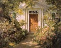 Grandmother's Doorway 1900 - Abbott Fuller Graves