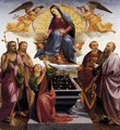 Assumption of the Virgin 1517-19 - Francesco Granacci