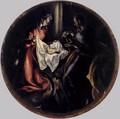 The Nativity 1603-05 - El Greco (Domenikos Theotokopoulos)