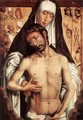 The Virgin Showing the Man of Sorrows 1475 or 1479 - Hans Memling