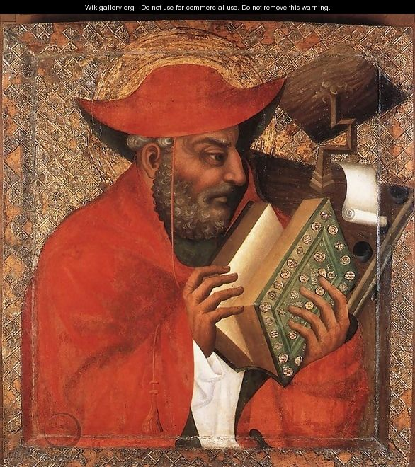 St Jerome 1360-65 - Master Theoderic
