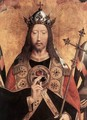 Christ Surrounded by Musician Angels (detail) 1480s - Hans Memling