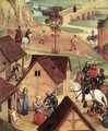 Advent and Triumph of Christ (detail-1) 1480 - Hans Memling