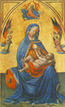 Madonna with the Child - Tommaso Masolino (da Panicale)