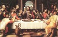 The Last Supper (2) 1560s - Juan De (Vicente) Juanes (Masip)