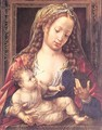 Madonna and Child 1530 - Jan (Mabuse) Gossaert