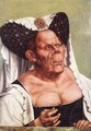 The Ugly Duchess 1525-30 - Quinten Metsys