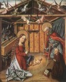 Nativity 1474-76 - Master of Avila