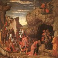 Adoration of the Magi 2 - Andrea Mantegna