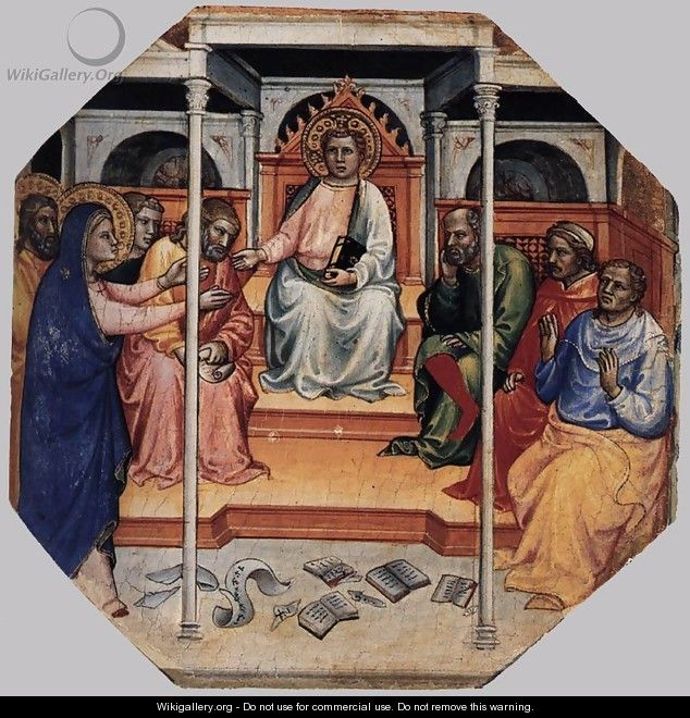 Scenes from the Life of Christ (5) - Mariotto Di Nardo