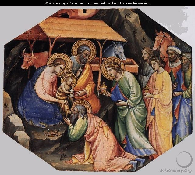 Scenes from the Life of Christ (3) - Mariotto Di Nardo