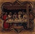 Scenes from the Life of St Thomas (3) 1362 - Luca Di Tomme