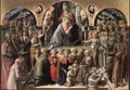 Coronation of the Virgin 1441-47 - Fra Filippo Lippi