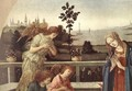 Adoration of the Child (detail) 1480-83 - Filippino Lippi