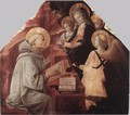 The Virgin Appears to St Bernard 1447 - Fra Filippo Lippi