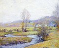 Early Spring, Pleasant Valley, Connecticut - Robert William Vonnoh
