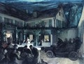 Saturday Night - Everett Shinn