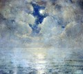 Moonlight Scene - Emil Carlsen