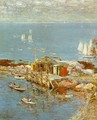 August Afternoon, Appledore - Frederick Childe Hassam