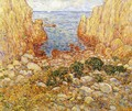 The Gorge - Appledore, Isles of Shoals - Frederick Childe Hassam