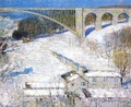 High Bridge - Frederick Childe Hassam