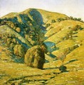 Hill of the Sun, San Anselmo, California - Frederick Childe Hassam