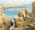 Coast Scene, Isles of Shoals - Frederick Childe Hassam